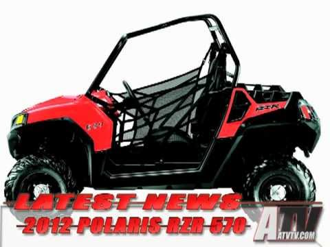 ATV Television Latest News - 2012 Polaris Ranger RZR 570