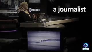 #Free MarziehHashemi## Marzieh Hashemi,a journalist and anchor working for english language pressTv.