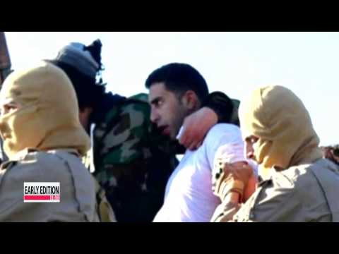 Islamic State beheads Iraqi security personnel   IS 종합