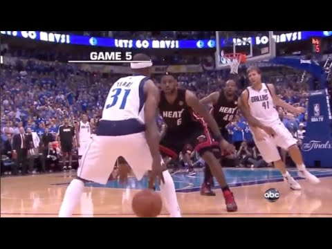 Jason Terry Exposes LeBron's Overrated Defense - 2011 NBA Finals