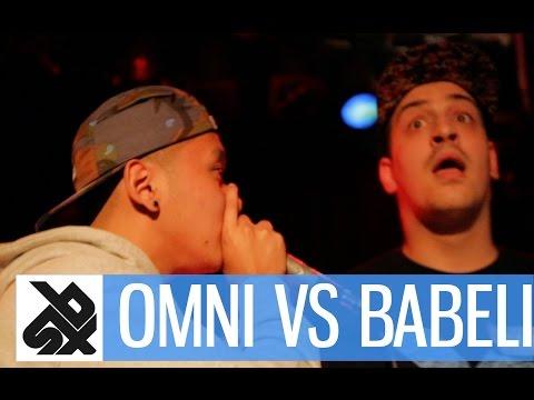 Babeli (ger) Vs Omni (usa)  |  Saint Legends Beatbox Battle  |  1 4 Final video