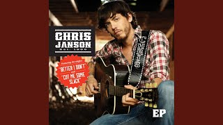 Chris Janson Corn