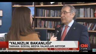 Türkiye'de yalnızlık bakanlığı kurulabilir mi?