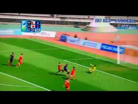 ◆アジア大会◆日本、ネパールに4-0快勝 グループ2位でベスト16進出、パレスチナと対戦へ