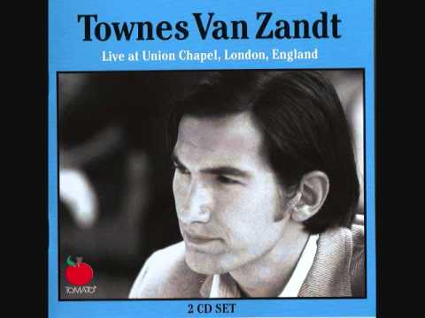 Townes Van Zandt - Bw Railroad Blues