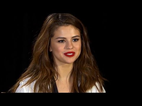 "Selena Gomez Teases ""Sexy"" Revival Tour & Talks Taylor Swift Competition"