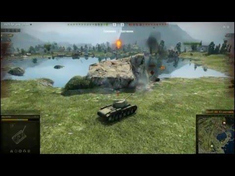 Превью-гайды по World of Tanks выпуск №2 КВ-1С
