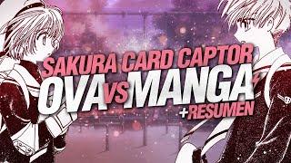 Sakura Card Captor: Diferencias entre el OVA y el Manga + Resumen