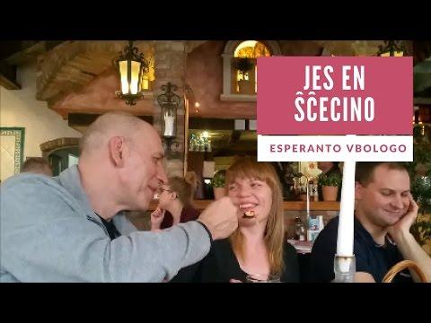 JES En Ŝĉecino | JES In Szczecin | JES W Szczecinie