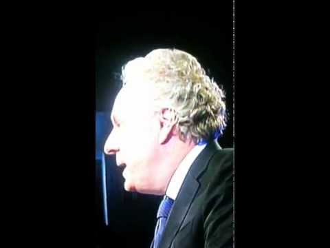 Jean Charest, ENCORE, pour la dernire fois je l'espre.