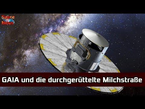 Spiralen in der Spirale: GAIA und die durchgerüttelte Milchstraße [Space News]