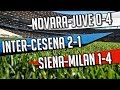 Youtube replay - Ds 7Gold - (SIENA MILAN 1-4 e INTER...