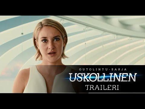 OUTOLINTU-SARJA: USKOLLINEN -elokuvan Traileri. Elokuvateattereissa 11.3.