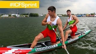 LIVE 08.08.2014 (MORNING) - ICF Canoe Sprint World Championships, Moscow