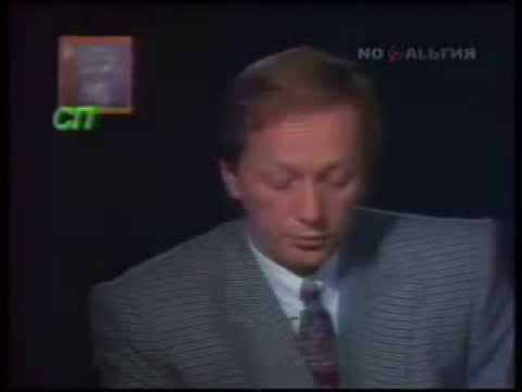 Новогоднее поздравление Михаила Задорнова 1991 Полная версия