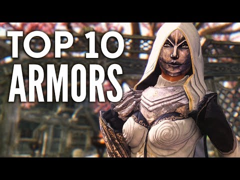 Skyrim Top 10 Armor Mods