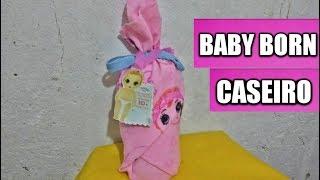 ABRINDO  SURPRESAS  CASEIRA BABY BORN SURPRISE  SERIE 1