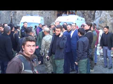 Şırnak'ta 3 Kişi Kömür Ocağındaki Kuyuya Düştü