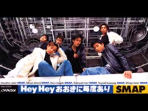 Smap - Hey Hey おおきに毎度あり