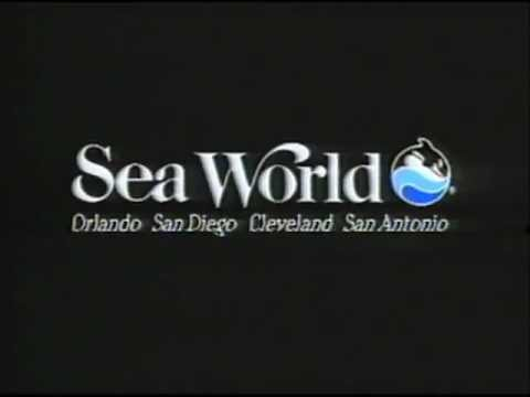 SeaWorld - Make Contact Series - Watch This -  Commercial - 1980s -1990s