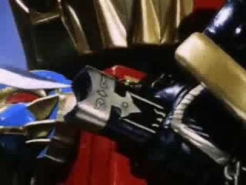 Mighty Morphin' Power Rangers Beauty And The Beast video