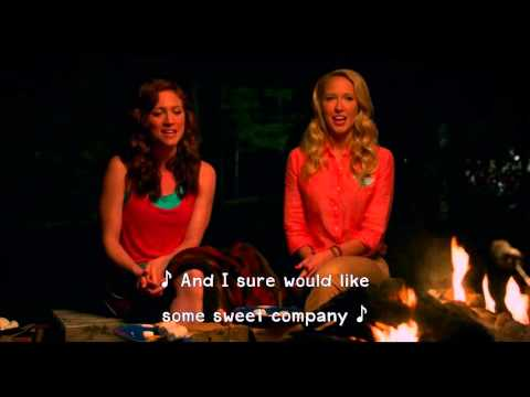 Pitch Perfect 2 - Cups (When I'm Gone) [Campfire Version] Lyrics 1080pHD