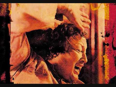 Nusrat Fateh Ali Khan - Mera Piya Ghar Aaya (High Quality audio...