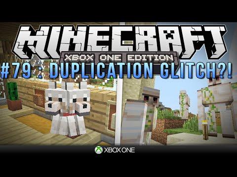 Minecraft Xbox DUPLICATION GLITCH Survival #79