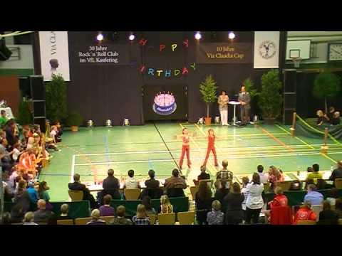Tanja Wandera & Pascal Lenz - Via Claudia Cup 2011