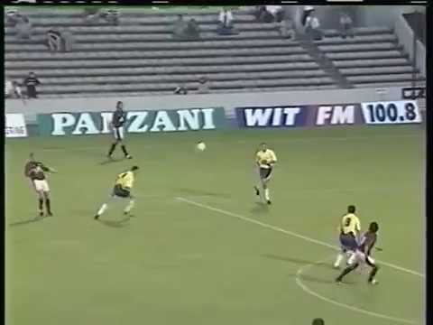 Bordeaux 3 - 0 Eintracht Francfort  ( 29-07-1995)  Coupe UEFA  (Intertoto)
