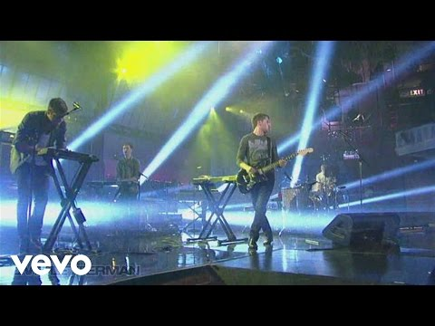 Foster The People - Helena Beat (Live on Letterman)