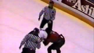 David Walker vs Nicholas Bilotto LHJMQ 5 02 99