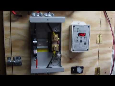 OFF GRID Solar Battery Meter Bogart  TM 2025- RV  A Must By kvusmc