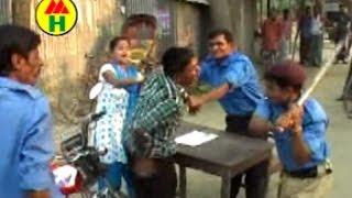 Vadaima ভাদাইমা'র লাইসেন্স এর বাইসেন্স নাই - New Bangla Funny Video 2017   Music Heaven
