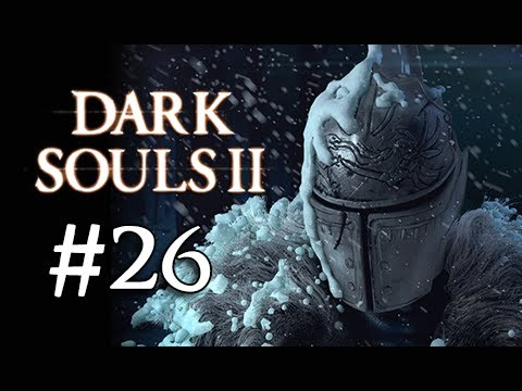 Dark Souls 2 Walkthrough Part 26 - Boss Soul Exchange (1080p Gameplay Commentary)