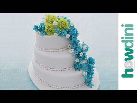 How To Choose A Wedding Cake