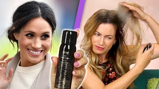 I Tried Meghan Markle's Favorite Beauty Products