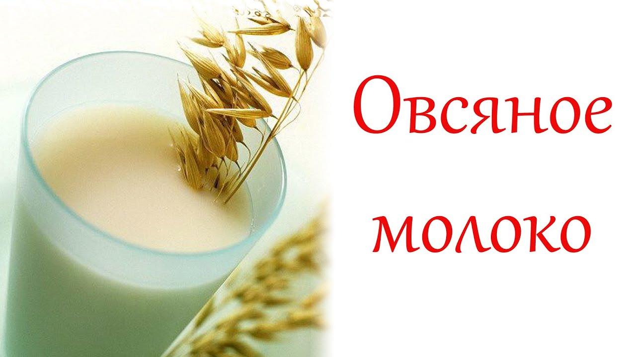 Овсяное молоко: рецепт приготовления 99