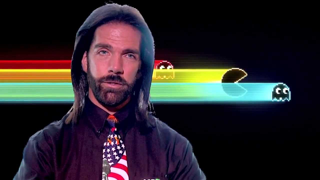 MAN Vs SNAKE Billy Mitchell Witnesses First Billion Point Video Game YouTube