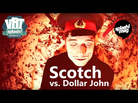 VBT Splash!-Edition 2013 Scotch vs. DollarJohn Achtelfinale HR2 klip izle