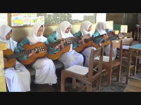 Kurikulum 2013-Metode Pembelajaran Seni Musik SMPN 3 Bayat Klaten Jateng