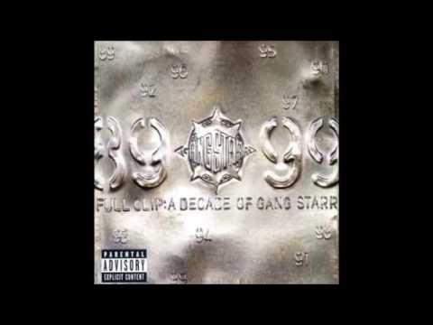 Gang Starr - Full Clip: A Decade of GangStarr