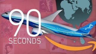 Dreamliner, Wikileaks, 'Zombieland' TV_ 90 Seconds on The Verge