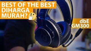 Memang Terbaik sih Untuk Diharganya... | Review dbE GM300 Headset Gaming