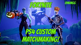 🔴(NA EAST/NA WEST) CUSTOM MATCHMAKING SOLO/DUO/SQUAD SCRIMS FORTNITE LIVE/PS4,XBOX,PC,MOBILE,SWITCH