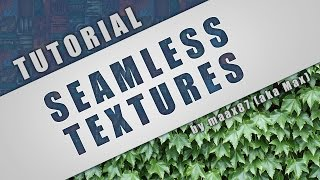 Tutorial 02 - Seamless Textures (Tomb Raider : Level Editor)