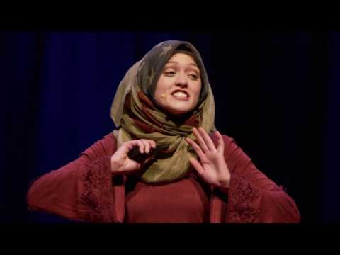 The Muslim on the airplane | Amal Kassir | TEDxMileHighWomen