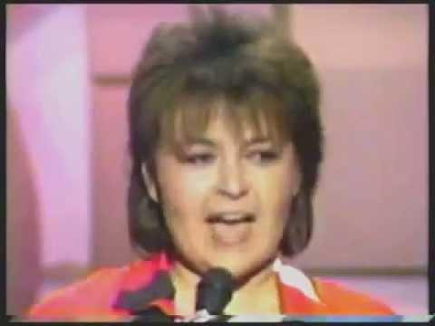 Roseanne Barr early years