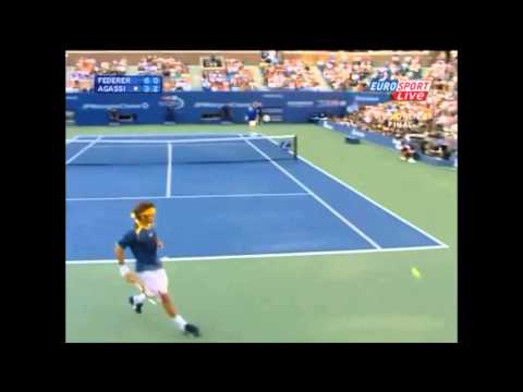 Andre Agassi - Just Incredible