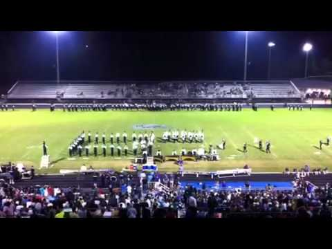 Duluth High School Marching Band at Norcross